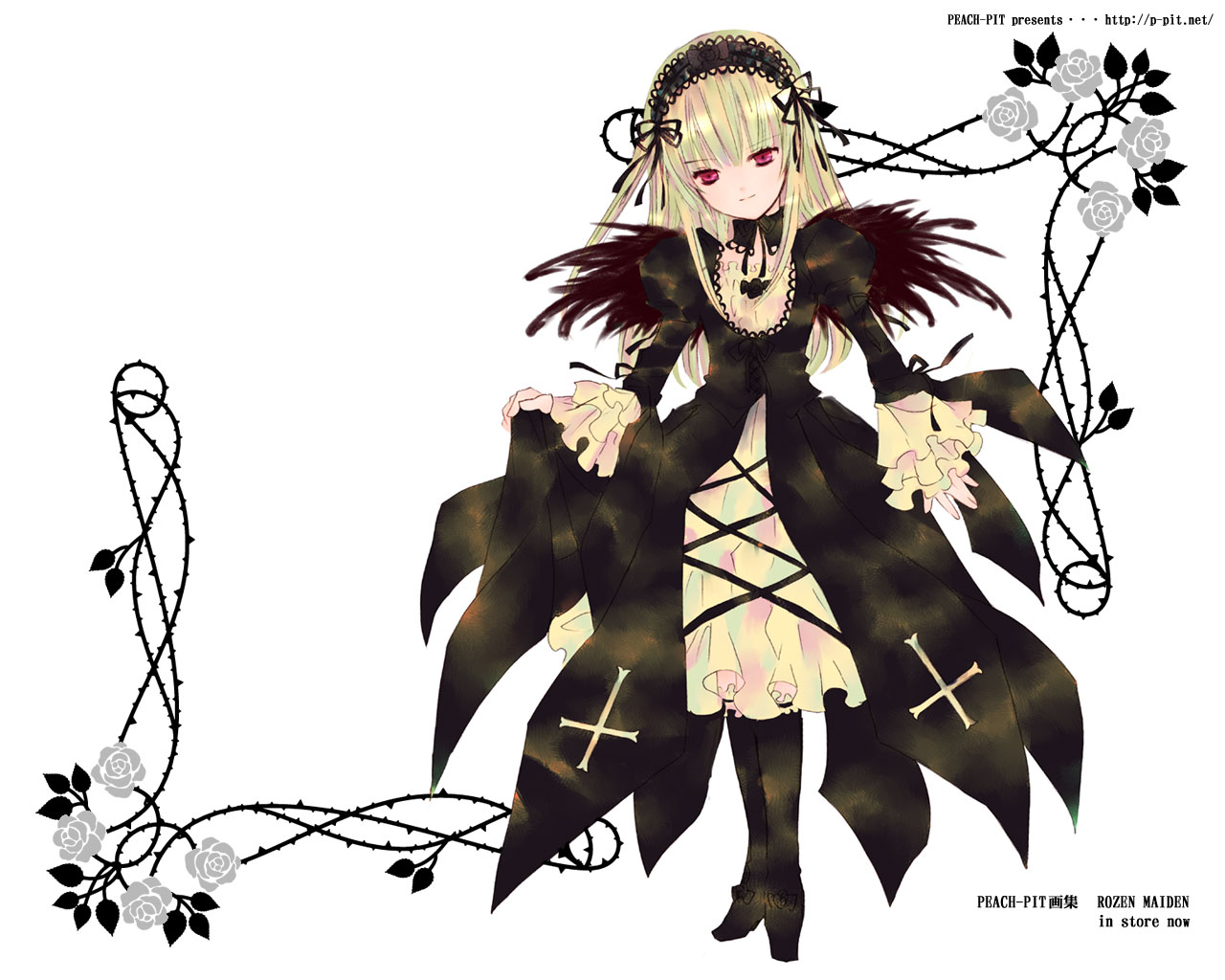 The Anime Set Rozen Maiden Wallpapers