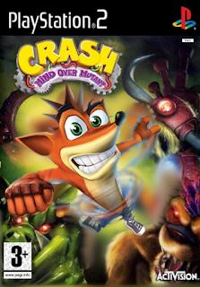 Download Crash: Mind over Mutant PS2 ISO