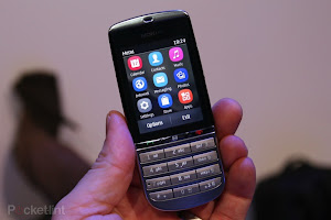 harga noki aasha 300, spesifikasi lengkap hp asha 300, gambar dan review ponsel seri asha 300