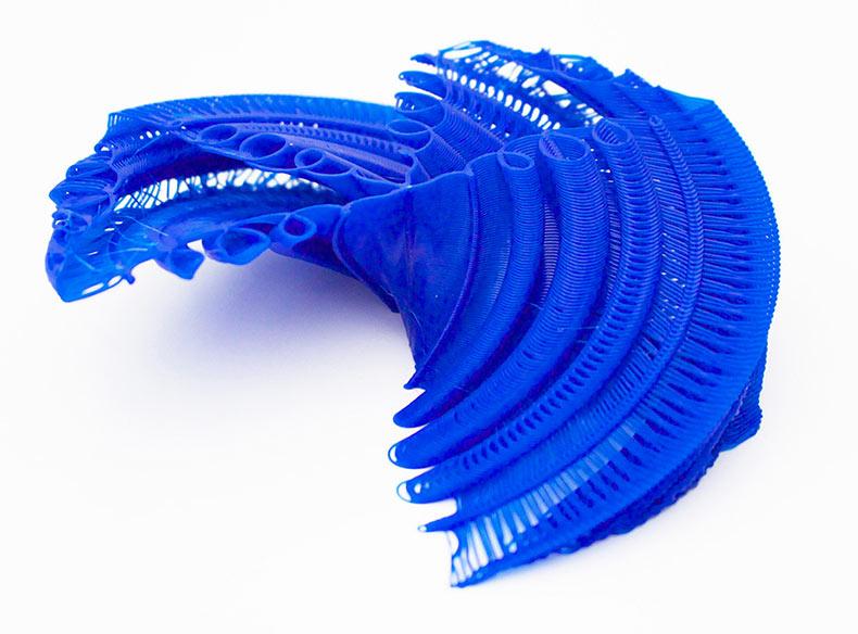 """Convierte tus canciones(mp3) en esculturas impresas en 3D que podrias """"escuchar"""""""