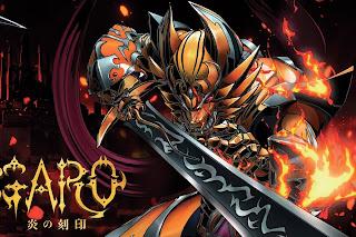 Garo S2: Guren no Tsuki Batch Subtitle Indonesia