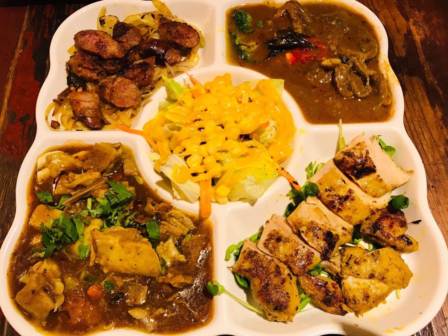 印度咖哩、烤餅、拉茶推薦,板橋大遠美食