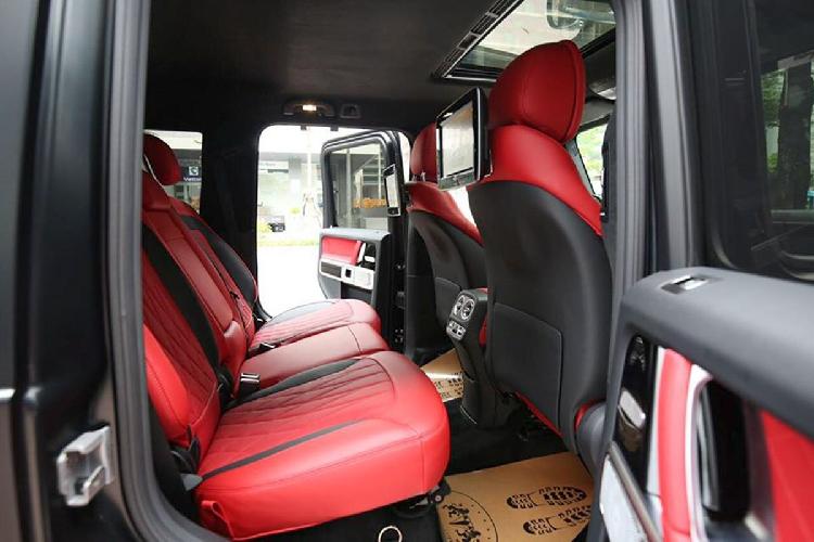 Mercedes-Benz G63 Trail Package 2020 hơn 12 tỷ về Việt Nam