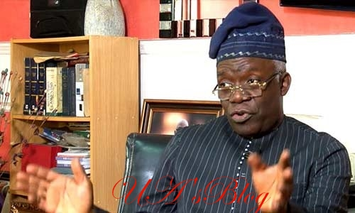 Falana: Public Officers Criminally Diverted $4bn Recovered from Abacha Loot…. Asks State Govts Not To Allow EFCC, ICPC Handle Their Cases