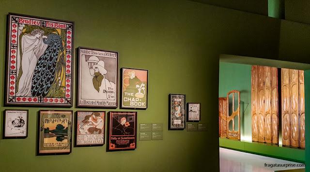 Coleção de cartazes modernistas do Museu Nacional de Arte da Catalunha, Barcelona