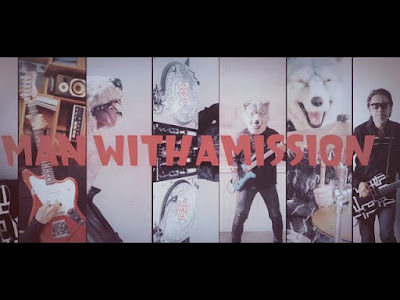 MAN WITH A MISSION - Rock Kingdom feat. Tomoyasu Hotei lyrics lirik 歌詞 terjemahan indonesia translations MWAM 10th Anniversary Single Change the world Info lagu tracklist album MAN WITH A BEST MISSION