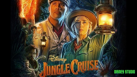 First Look Jungle Cruise Trailer