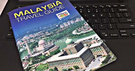Malaysia Travel Guide for Tourists Published by Tourism Malaysia