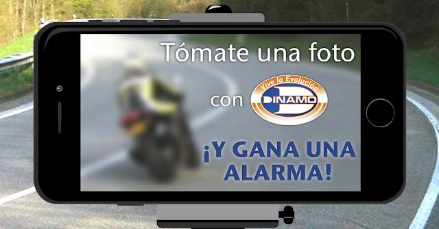 alarma para motocicleta