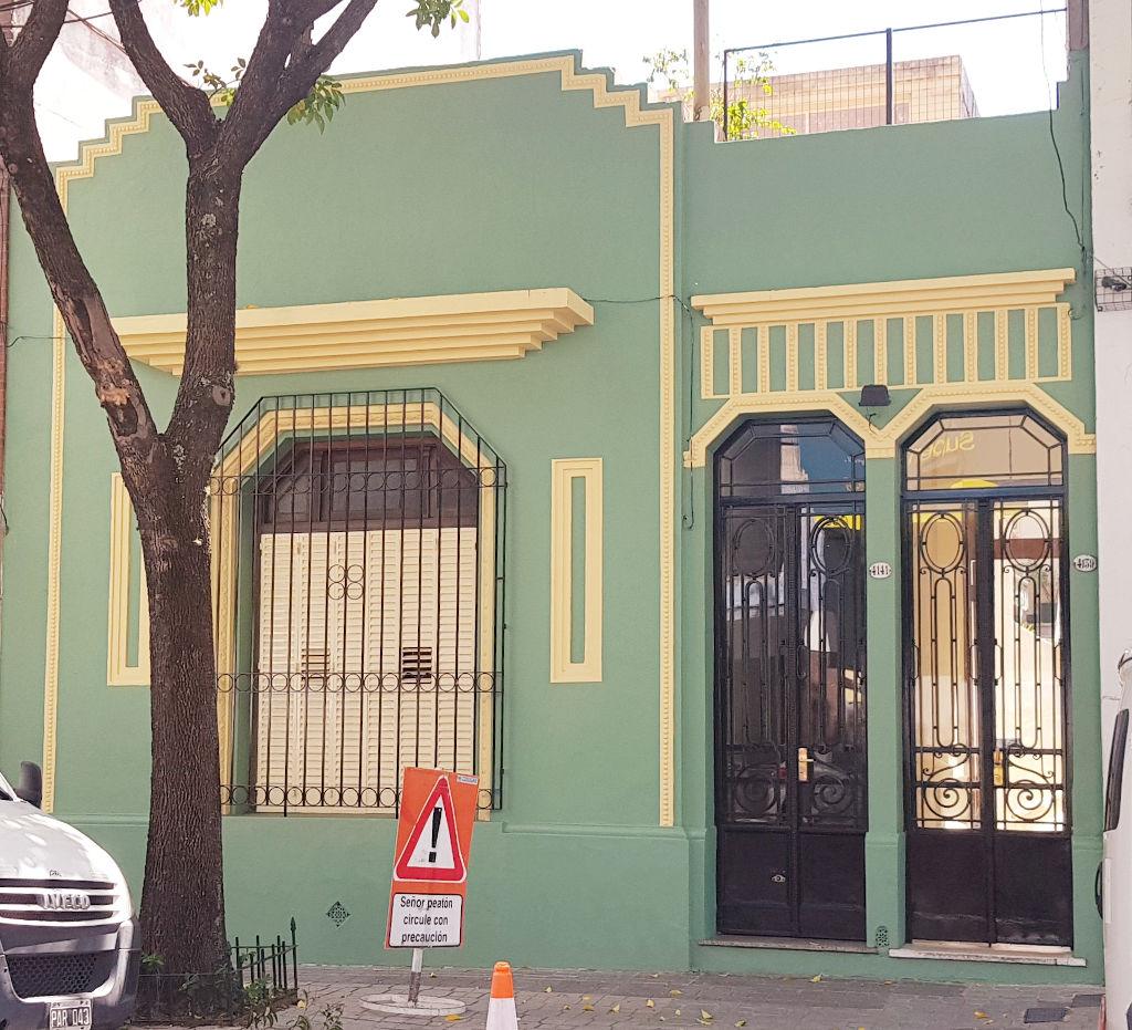 Casa Chorizo Art Deco