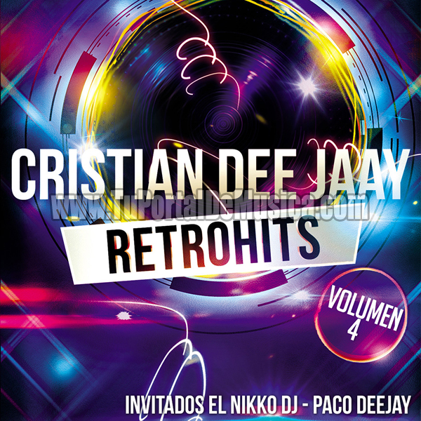 Cristian DeeJay Retro Hits Mix Vol. 4 (2017)