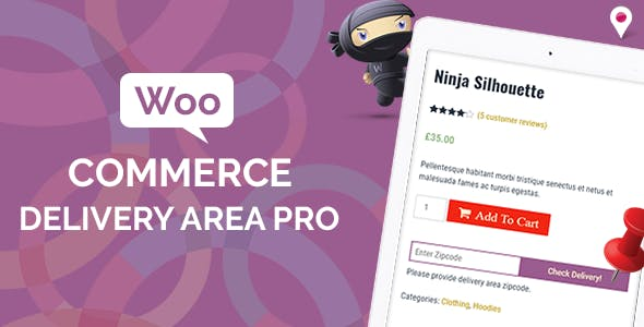 WooCommerce Delivery Area Pro v2.0.6 Download