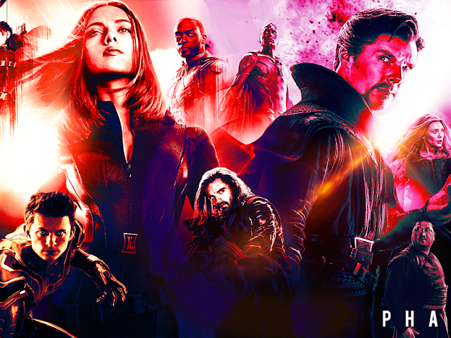 PHASE 4 Banner HD By Andrew V.M