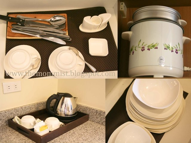 suite room inclusions
