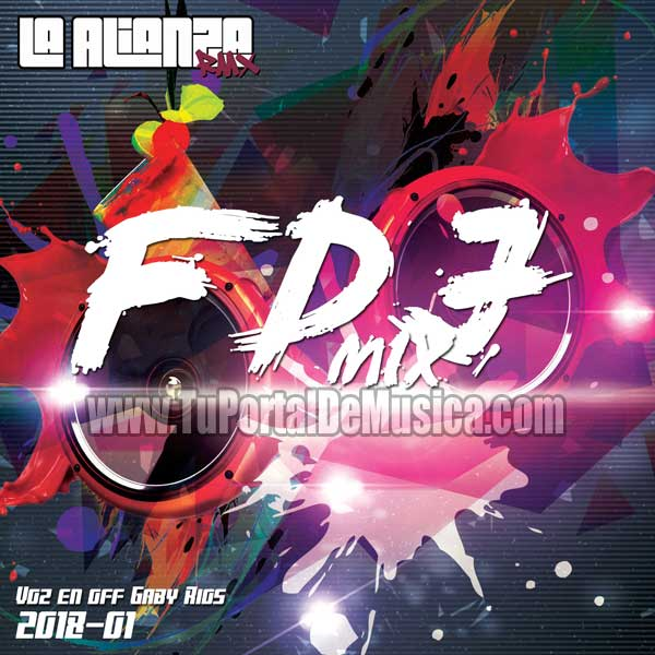 FDJ Mix Volumen 1 (2018)
