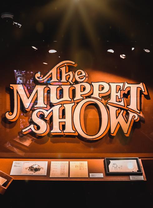 Muppet Show Jim Henson NYC