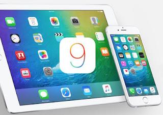 Cara Download dan Install Update iOS 9 di iPhone, iPad dan iPod