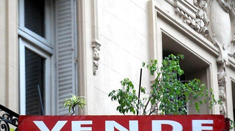 Caen 80% en Ciudad y 95% en Provincia las escrituras de compraventa de inmuebles