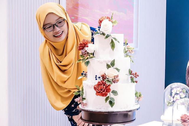 Eat Cake Today Pamer Kek Terbaik Sempena Pertunjukan Kek 2019