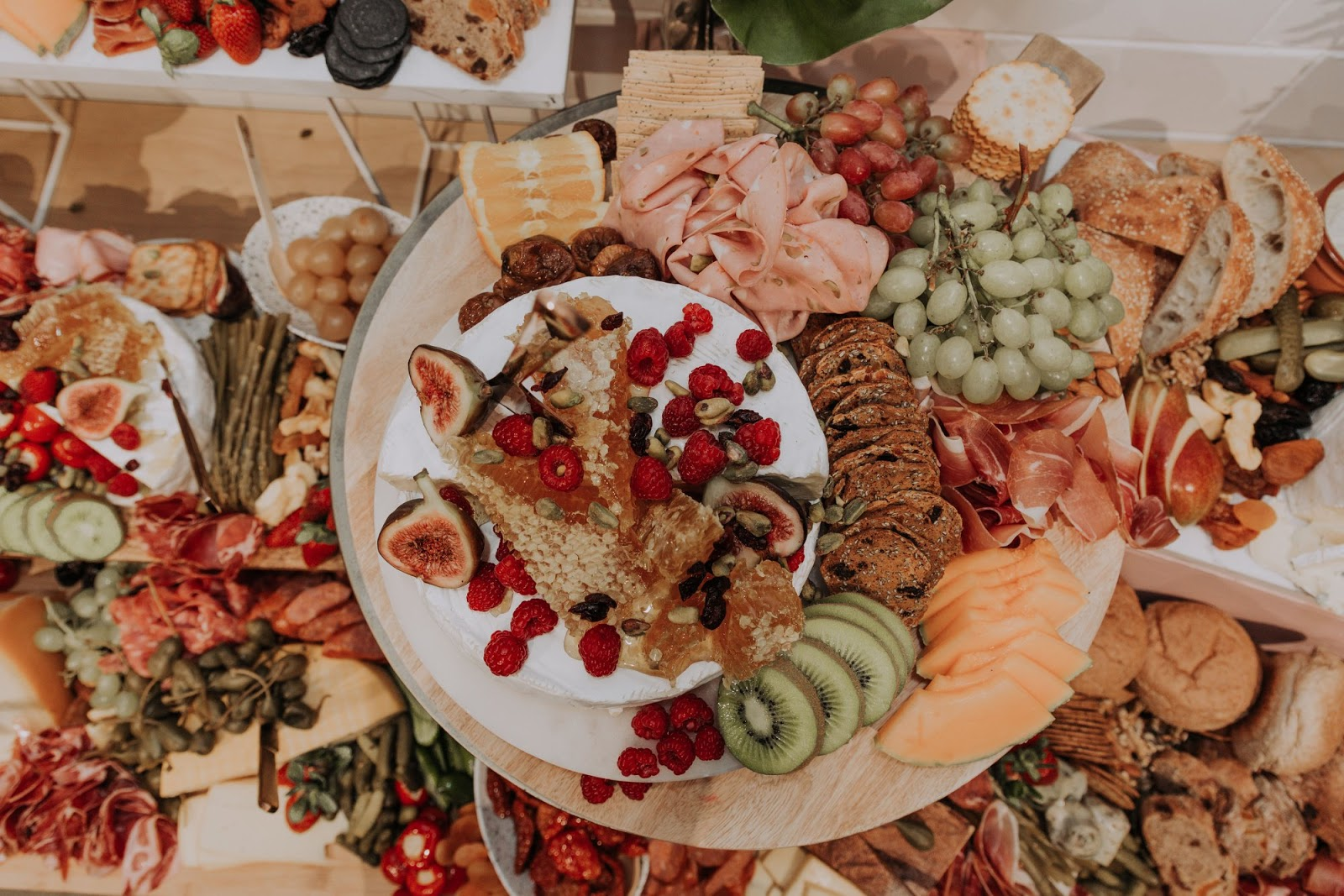 carnival creations wedding grazing tables platters boards food catering