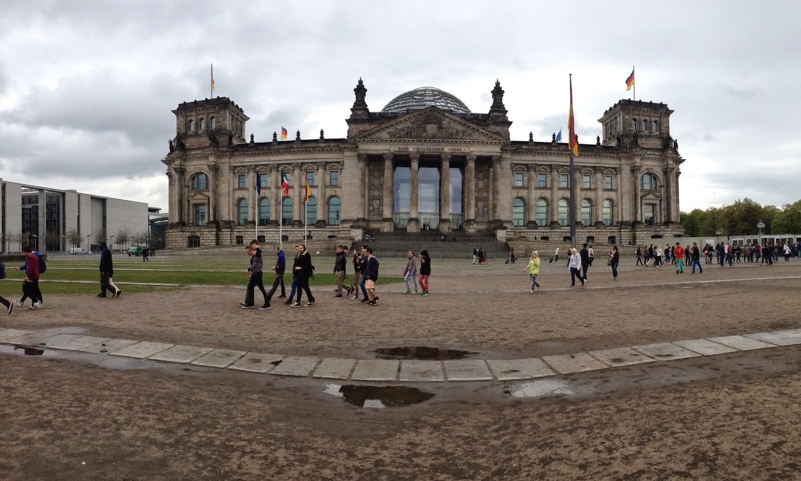 Tysklands revanschlust borta