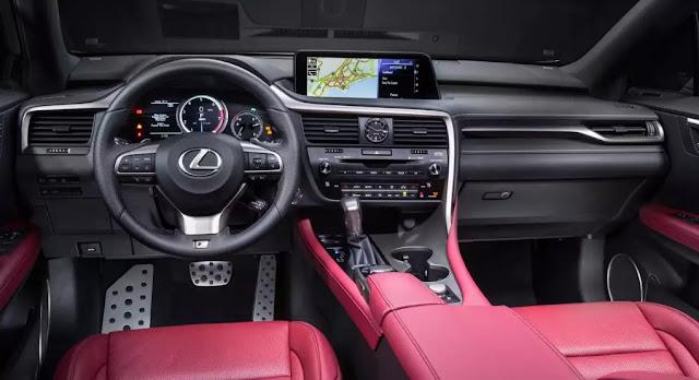 Lexus RX 350 Lease