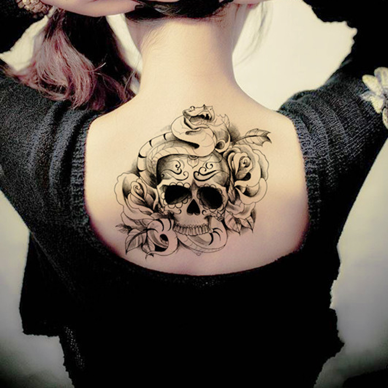 Mytattooland.com: Skull Tattoo Ideas