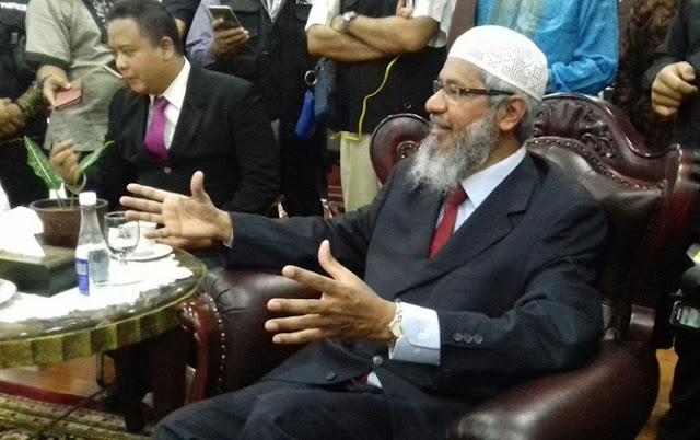 Saat Umat Islam di Indonesia Terus Dipojokkan, Dr Zakir Naik Jutru Puji Umat Islam Dengan Luar Biasa, Berikut Kesannya Tentang Muslim Indonesia