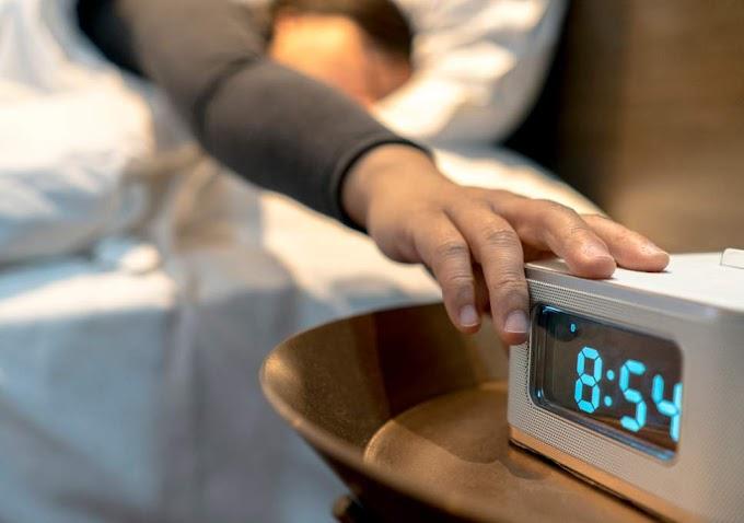 Jangan Tekan 'Snooze' Setiap Kali Alarm Berbunyi
