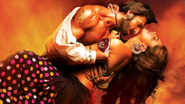 Ranveer Singh And Deepika Padukone Hot romantic HD Pictures