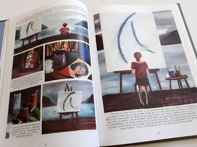 Promenade de la mémoire - 14 Juillet aux editions Des ronds dans l'O page 38-39