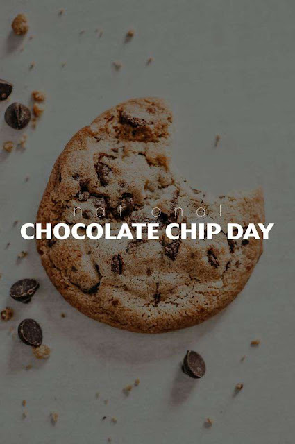 National Chocolate Chip Day Wishes Beautiful Image