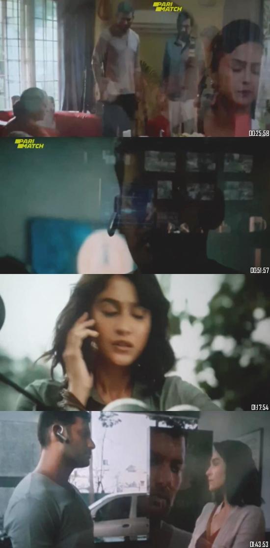 Chakra 2021 Hindi 720p 480p pDVDRip x264 Full Movie