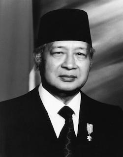 Soeharto dalam jangka Jayabaya