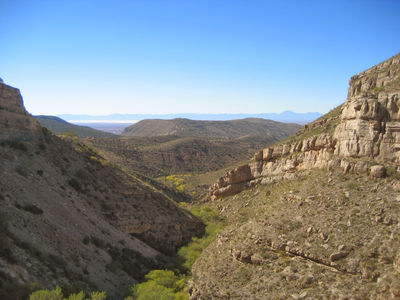 Living Rootless: New Mexico: A Drive Home