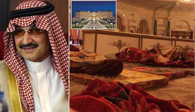 مستثمرون-السعودية-طلال-اعتقال