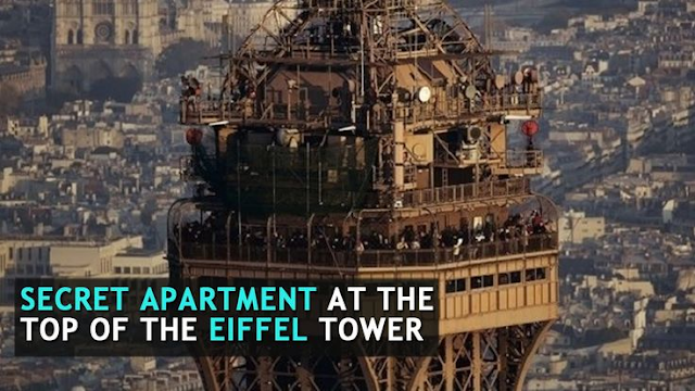 When The Eiffel Tower Opened In 1889 To Much Wonder And Acclaim Designer Gustave Soaked Up Praise But As If That Wasn T Enough