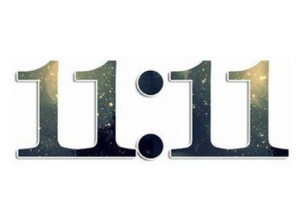 Hey look! It's 11:11
