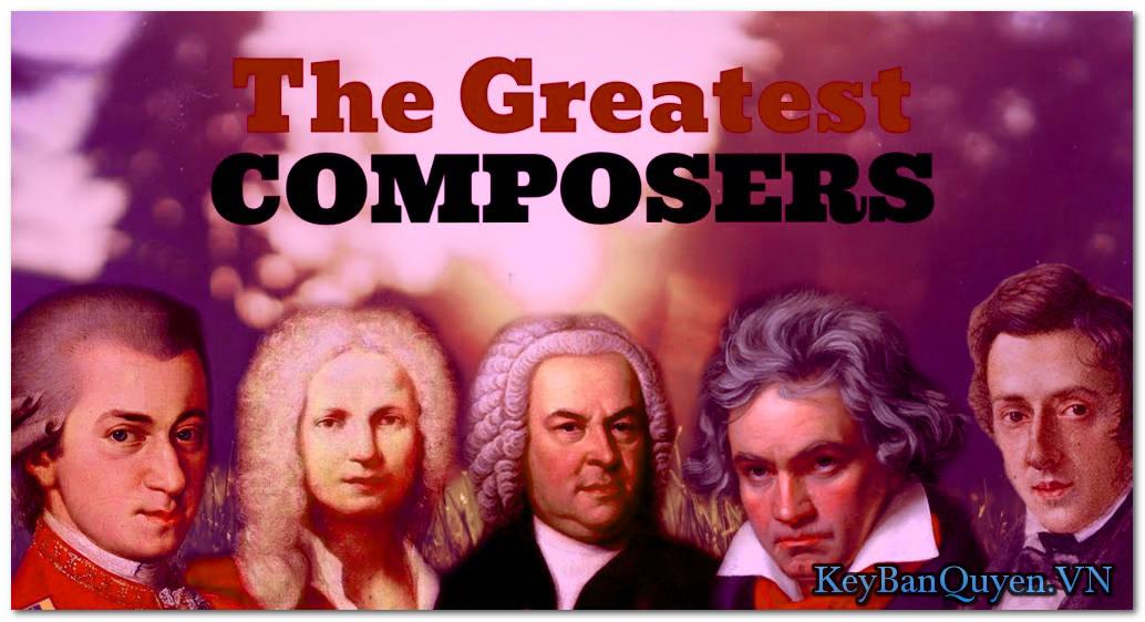 Nhạc giao hường hay nhất của Tschaikowsky - Beethoven - Schubert - Mozart - Chopin - Ogyinsky - Bach ...