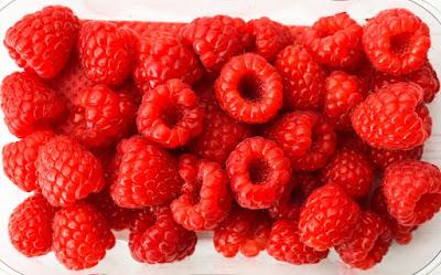 Scottish raspberries