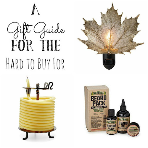 A Gift Guide for the Hard to Buy For!