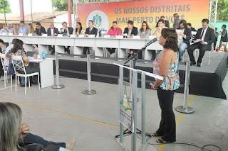 Vicente Pires recebe retorno sobre demandas do Câmara em Movimento