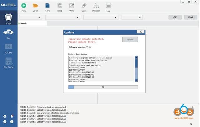 update-autel-XP400-software-2