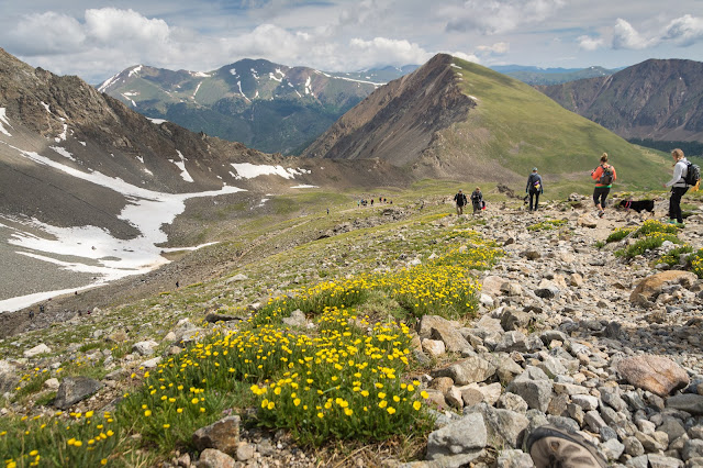 Grays Peak Trail