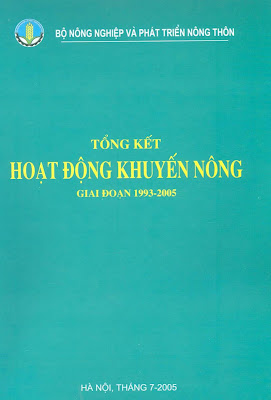 [EBOOK] TỔNG KẾT HOẠT ĐỘNG KHUYẾN NÔNG VIỆT NAM GIAI ĐOẠN 1993 - 2005 VÀ ĐỊNH HƯỚNG TỪ 2006 - 2010, BỘ NN&PTNT