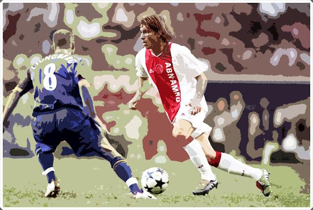 Maxwell Ajax Ljungberg Arsenal