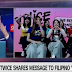 WATCH TWICE's interview on CNN Philippines