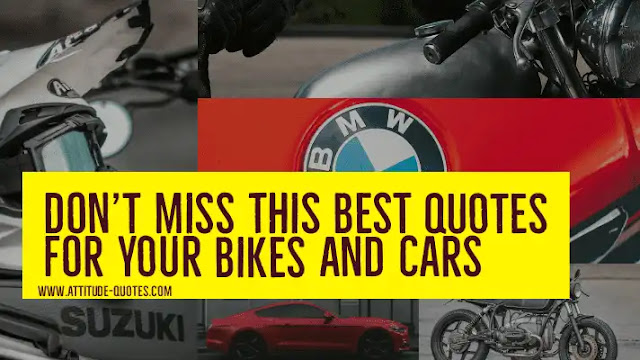 best Attractive Bike Quotes for Bike Lovers and Bike Riders. This Bike Rider Quotes are Best Suitable for your Any Instagram bike captions as well as any status with your bikes.         100+ Best Attractive Bike Quotes | Bike Rider Quotes | Bike Lover Quotes with images. r u looking for best Bike Rider Quotes? Then here is a result for you!