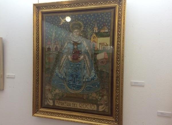 La Virgen del Rocío, según los ojos y las manos de Pablo García Baena