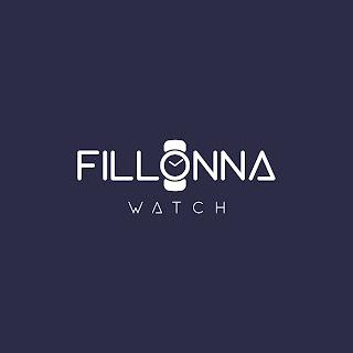 Jasa Desain Logo olshop Fillona watch